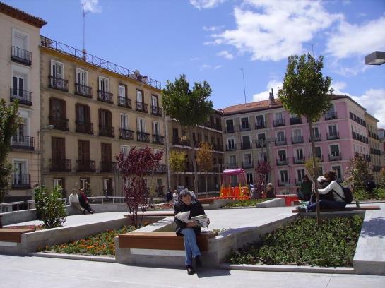 Hotel Jc Rooms Santo Domingo Madrid