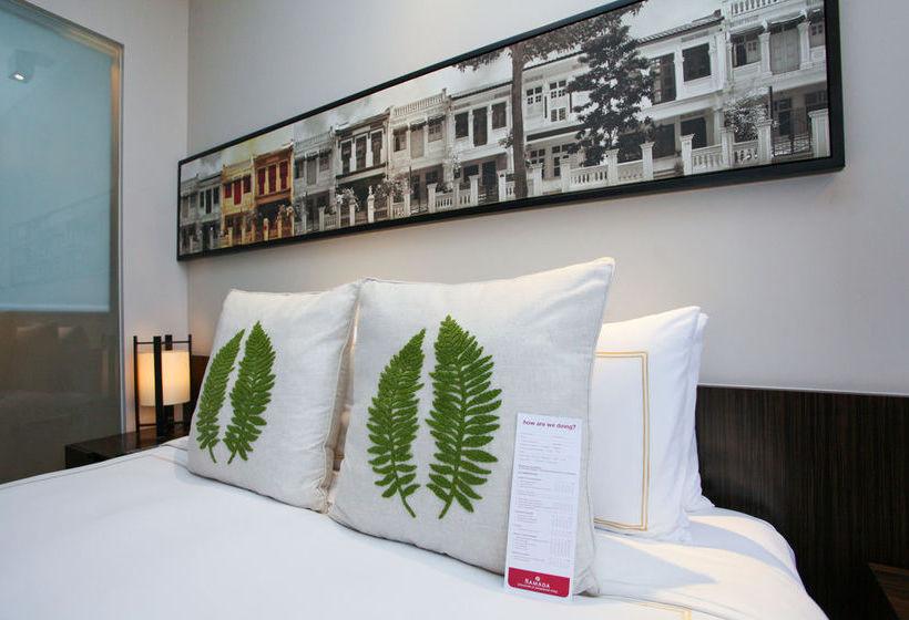 Hotel Ramada Singapore At Zhongshan Park