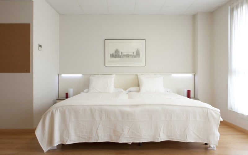 Room Residence Vertice Roomspace Madrid