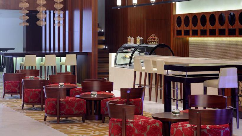 Cafeteria Marriott Hotel Al Jaddaf Dubai