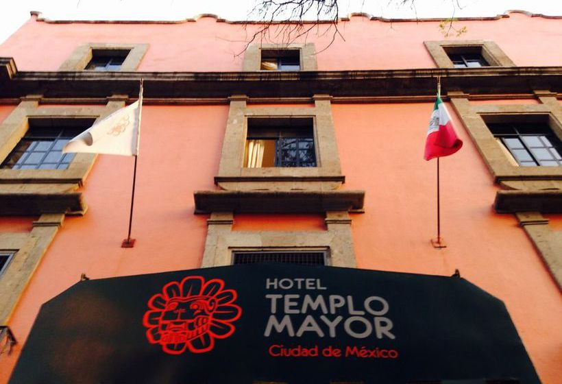 Hotel Templo Mayor Mexico City