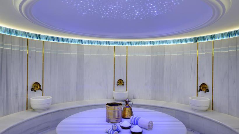 Wellness Istanbul Marriott Hotel Sisli
