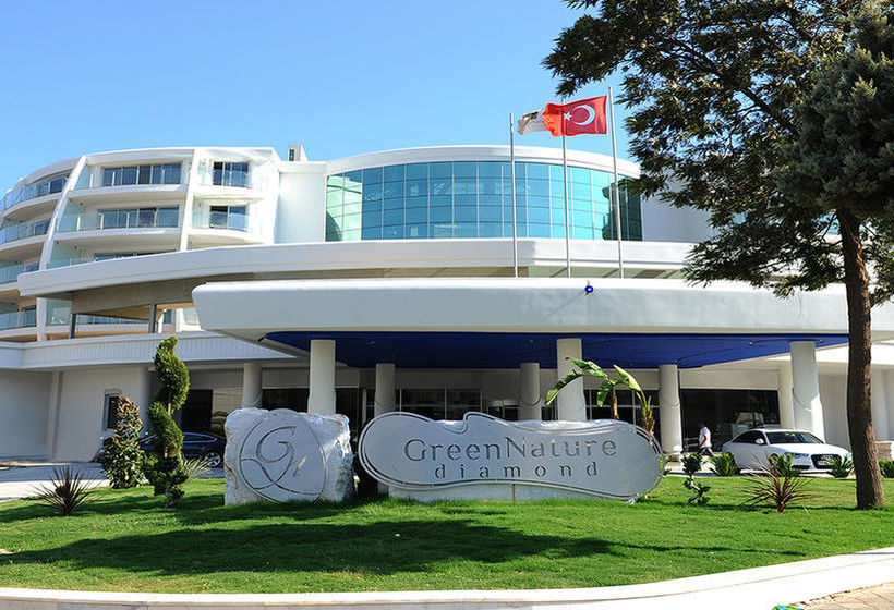 Hotel Green Nature Diamond Marmaris