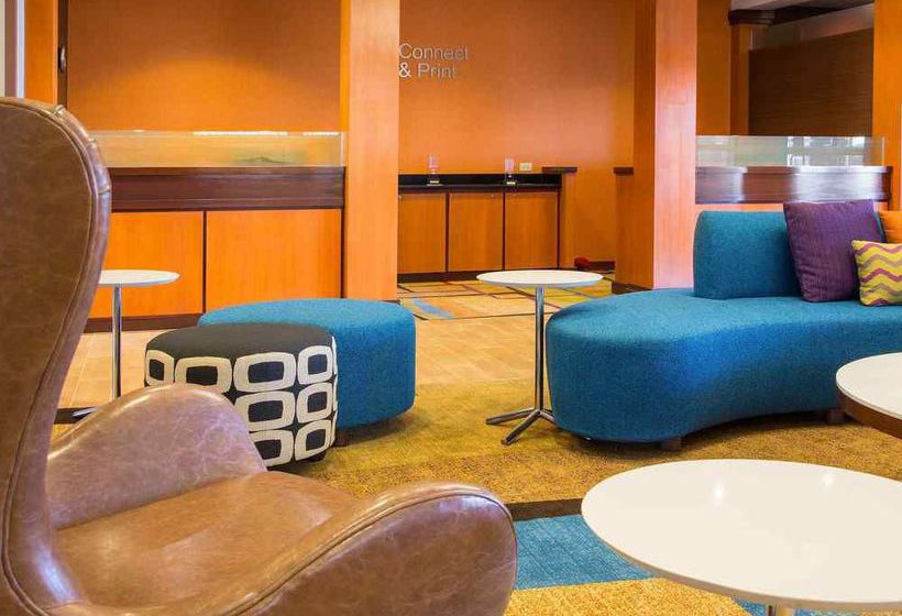 43 hotel fairfield inn  suites columbus/ osu (29