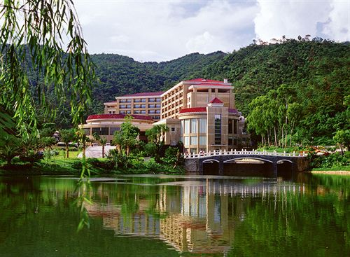 Resort Lotus Villa Botique Dongguan