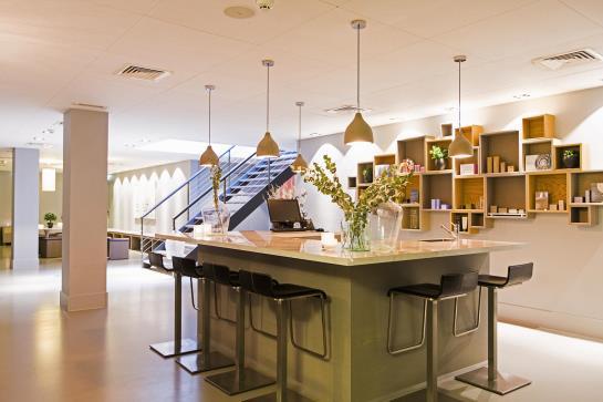 Hotel Zuiver / Amstelpark Amsterdam