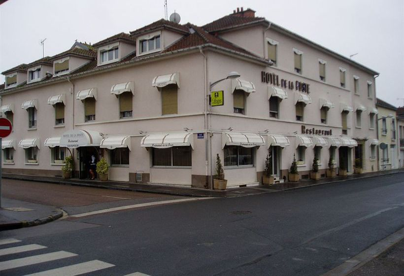 Hotel La Poste Vitry le Francois