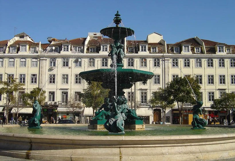 Exterior Lisbon City Apartments & Suites Lisboa