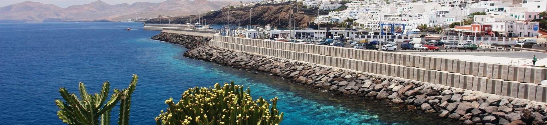 Hoteles todo incluido en puerto del carmen destinia - Hoteles en puerto del carmen ...