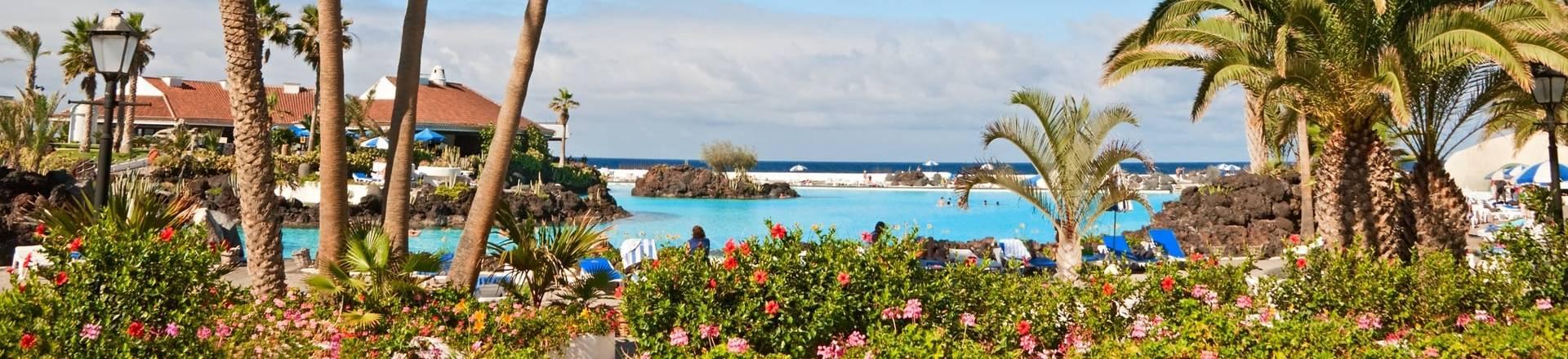 Hoteles baratos en puerto de la cruz tenerife destinia - Hoteles baratos puerto de la cruz ...
