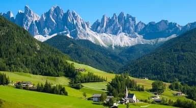Baviera y Tirol - Semana Santa