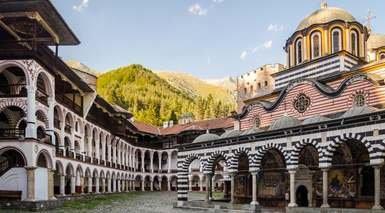 Macedonia y Bulgaria: Balcánico - 5 de Agosto
