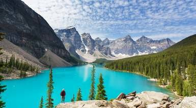 Canadá Oeste: Parques Naturales