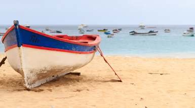Cape Verde Holidays Tortuga Beach Resort And Spa - Isla De Sal