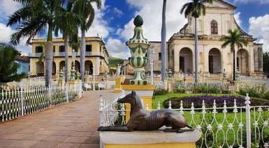 Cubanacan Las Cuevas - Trinidad