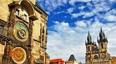 Praga, Viena y Budapest - Venta Anticipada