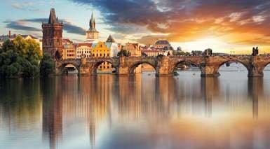 Fin de Año en Praga