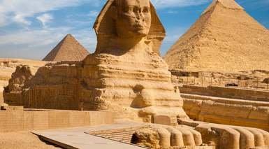 Encantos de Egipto