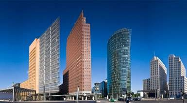 Radisson Blu Hotel, Berlin - Berlino