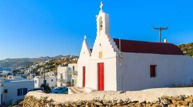 Boheme Mykonos Town  Small Luxury S Of The World - Mykonos