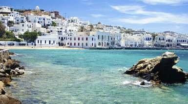 Atenas, Mikonos y Crucero - 8 Días