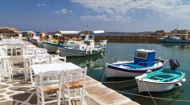 Atenas, Mikonos, Paros y Santorini