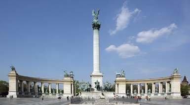 The Aquincum  Budapest - 布达佩斯