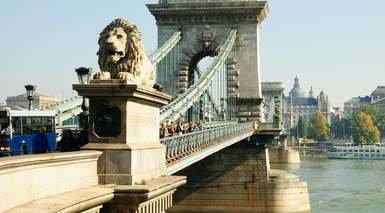 Budapest, Viena y Praga