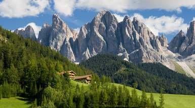 Tirol Italiano y Dolomitas