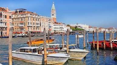 Lagos del Norte y Venecia