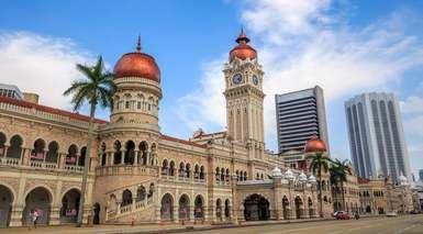 هتل کوالالامپور - Kuala Lumpur