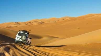 Marruecos: Mar de Dunas