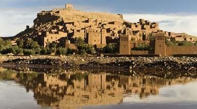 Berbère Palace - Ouarzazate