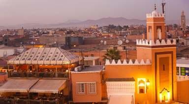Villa Dar Ouladna - Marrakesh