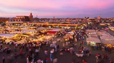 Marruecos con visitas: Puertas del Desierto