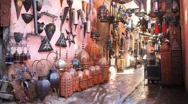 Riad Swaka -                             Marrakech