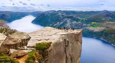 Noruega Fascinante - Venta Anticipada
