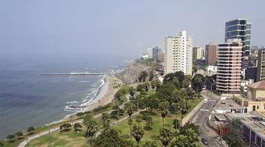 El Pueblo Thunderbird Resort & Convention Center - Lima