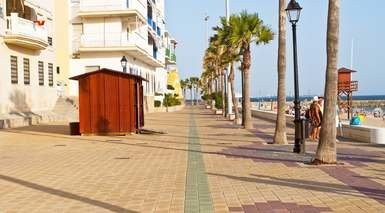 Playa De La Luz - Rota