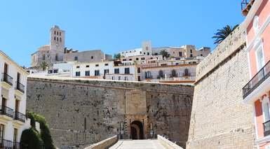 Mirador De Dalt Vila - Ibiza Ciudad