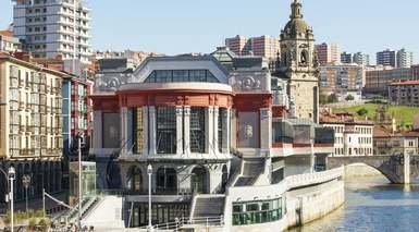 Ria De Bilbao -                             בילבאו