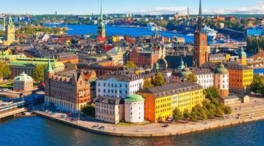 Gran Tour Báltico- Escandinavo