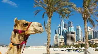 Dubái, Abu Dhabi, Sharjah y Costa Este