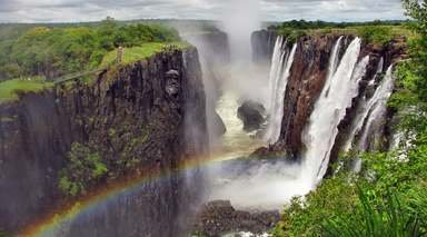 Victoria Falls Safari Lodge - Cataratas Victoria