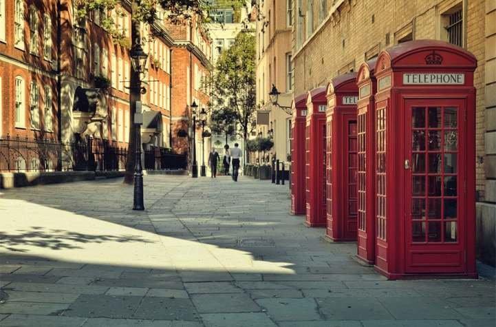 Vuelos Madrid Londres Baratos Desde 19 Destinia