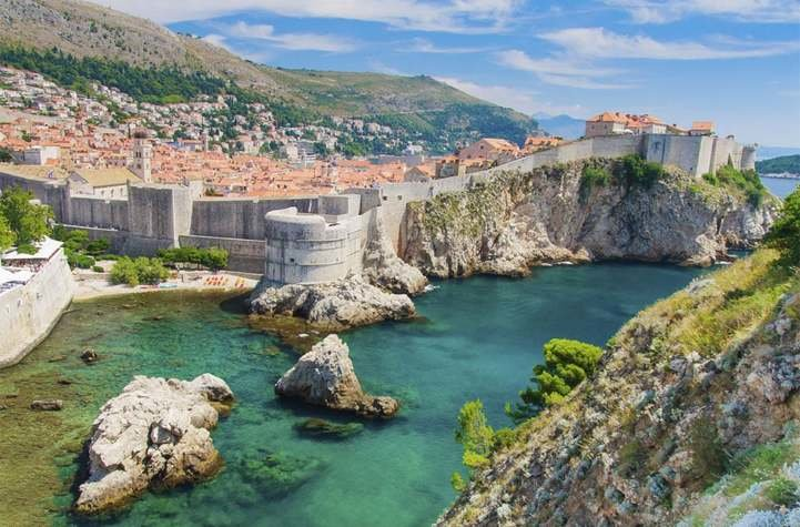 how to get from annecy to dubrovnik