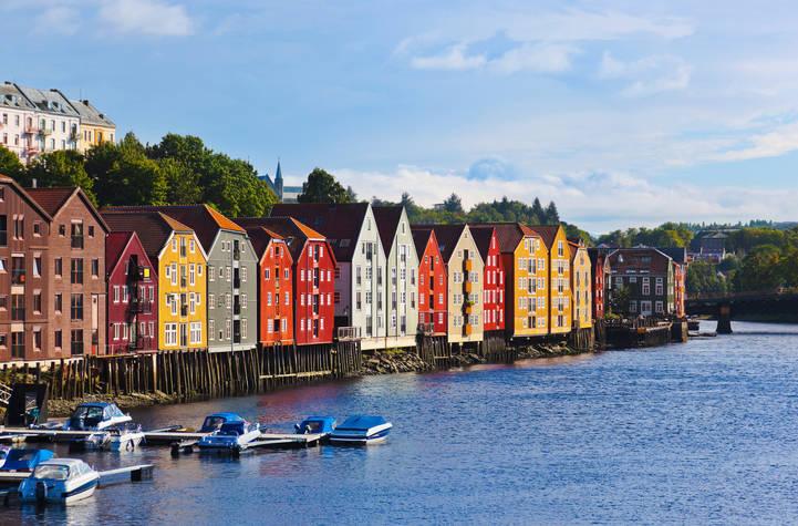 Vuelos Helsinki Bergen Baratos Destinia