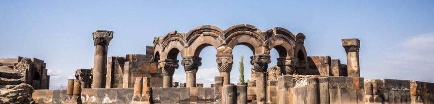 Armenia: El Pequeño Cáucaso