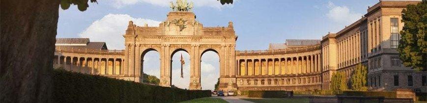 Bruselas - Puente de la Comunidad de Madrid