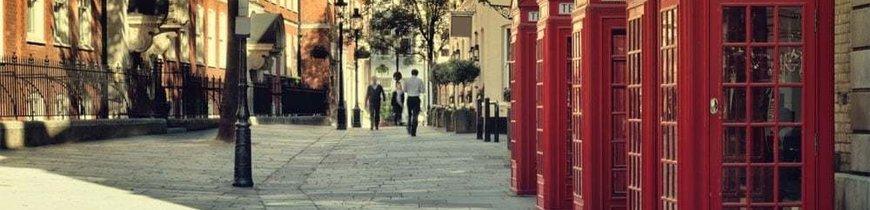 Londres - San Valentín